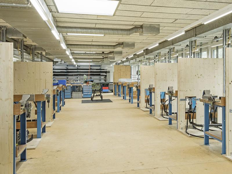 Sanitär-Werkstatt (3. OG)