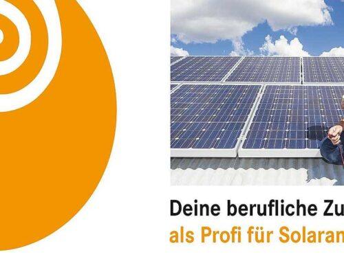PL Solarmontage FA / Solarteur® Lehrgang 2021