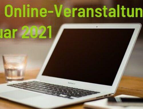 BiVo Online-Veranstaltung | Januar 2021